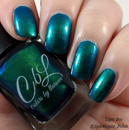 Emerald Illusion by Colors by Llarowe