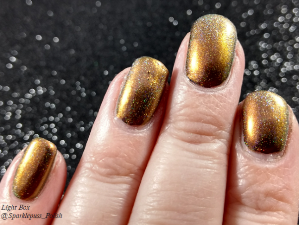 Beauty Bigbang holo powder 1