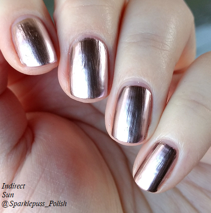 Beauty Bigbang Rose Gold Polish 3