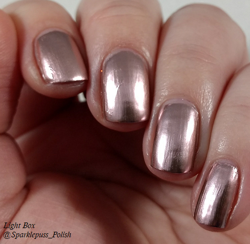 Beauty Bigbang Rose Gold Polish