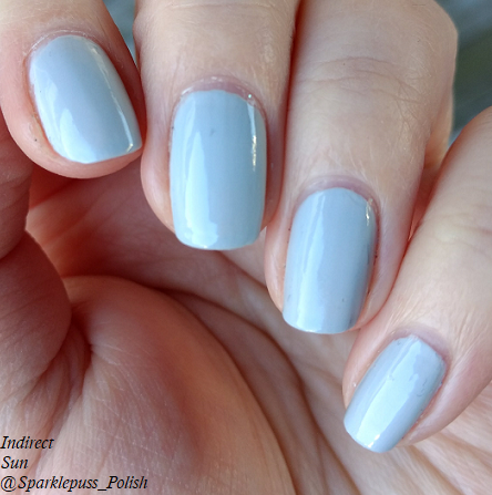 Cloudy Days by Grace-full Nail Polish