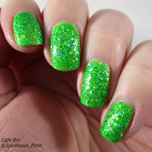 Partners in Lime KBShimmer 1
