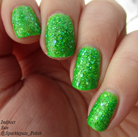 Partners in Lime KBShimmer 2