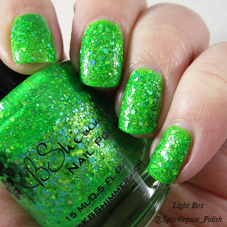 Partners in Lime KBShimmer