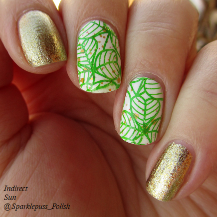 St Patricks Day Nails 2018