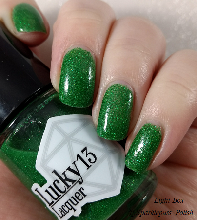 Stone of Time by Lucky 13 Lacquer