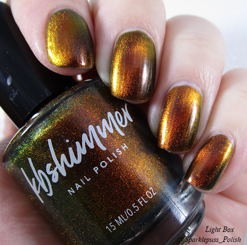 Solar Flair by KBShimmer