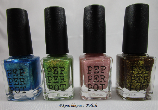 Pepper Pot Polish