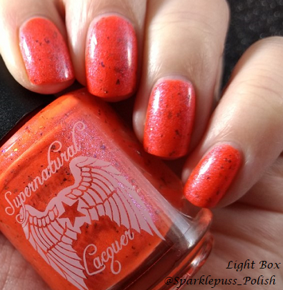 Halloween 2018 Supernatural Lacquer Cruel Summer 1