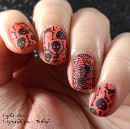 Halloween 2018 Supernatural Lacquer Cruel Summer