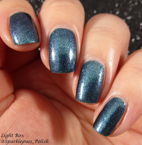Bee's Knees Lacquer Wail of the Bean Sidhe 1
