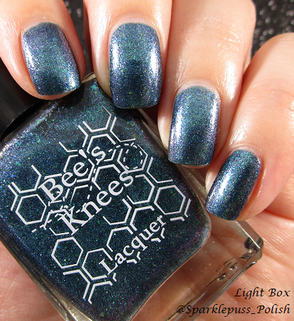 Bee's Knees Lacquer Wail of the Bean Sidhe 2